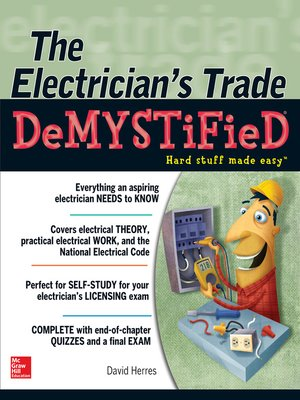 cover image of The Electrician's Trade Demystified