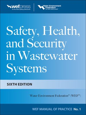 cover image of Safety Health and Security in Wastewater Systems