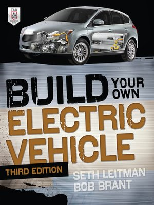cover image of Build Your Own Electric Vehicle