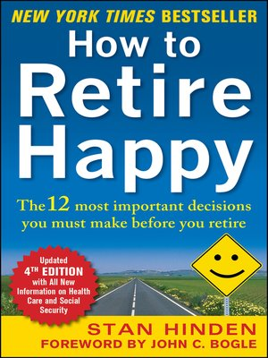 cover image of How to Retire Happy