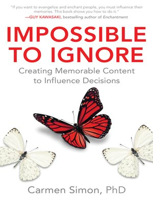 cover image of Impossible to Ignore