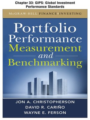 cover image of Portfolio Performance Measurement and Benchmarking: GIPS