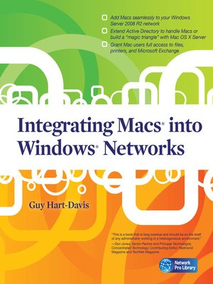 cover image of Integrating Macs into Windows Networks