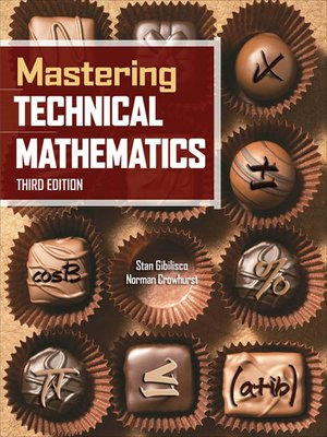 cover image of Mastering Technical Mathematics