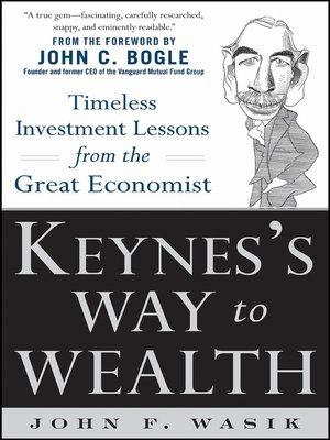 cover image of Keynes's Way to Wealth