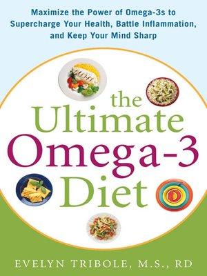 cover image of The Ultimate Omega-3 Diet