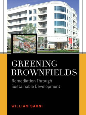 cover image of Greening Brownfields