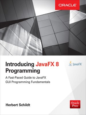 cover image of Introducing JavaFX 8 Programming