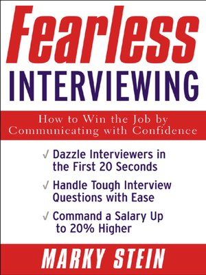 cover image of Fearless Interviewing