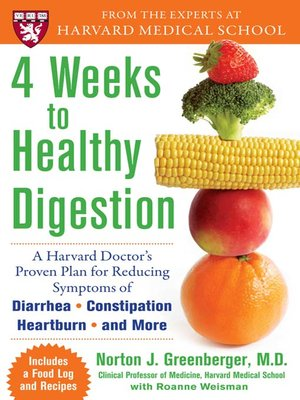 cover image of 4 Weeks to Healthy Digestion