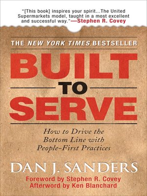 cover image of Built to Serve