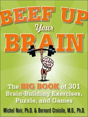 cover image of Beef Up Your Brain