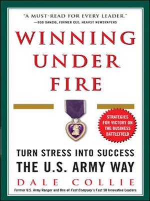 cover image of Winning Under Fire