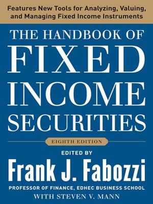 cover image of The Handbook of Fixed Income Securities