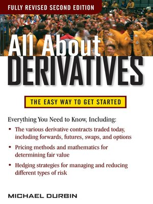 cover image of All About Derivatives