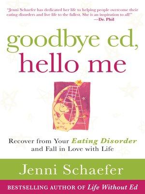 cover image of Goodbye Ed, Hello Me
