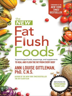cover image of The New Fat Flush Foods