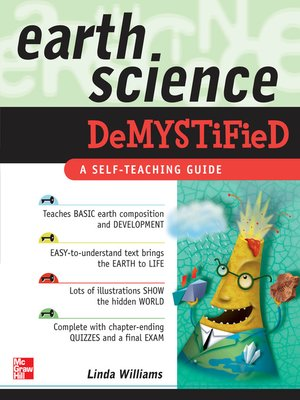 cover image of Earth Science Demystified