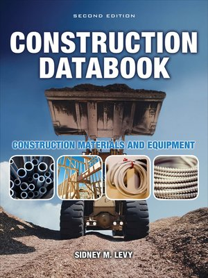 cover image of Construction Databook