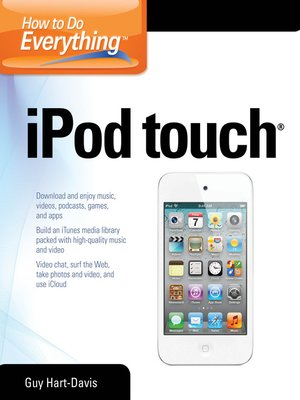 cover image of How to Do Everything iPod Touch