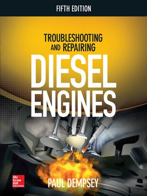cover image of Troubleshooting and Repairing Diesel Engines