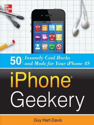 cover image of iPhone Geekery