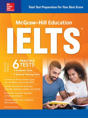 cover image of McGraw-Hill Education IELTS