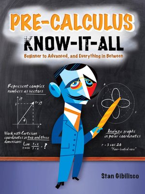 cover image of Pre-Calculus Know-It-ALL