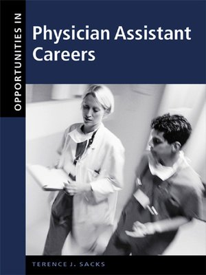 cover image of Opportunities in Physician Assistant Careers