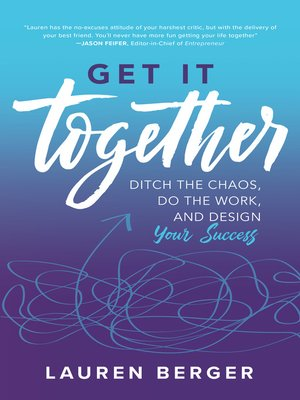 cover image of Get It Together