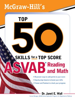 cover image of McGraw-Hill's Top 50 Skills for a Top Score