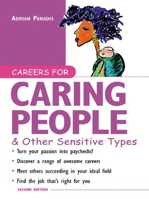 cover image of Careers for Caring People & Other Sensitive Types