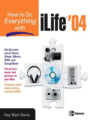 cover image of How to Do Everything with iLife 04