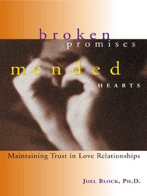 cover image of Broken Promises, Mended Hearts