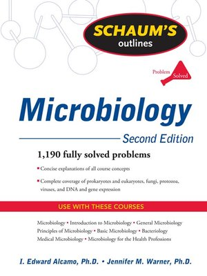 cover image of Microbiology