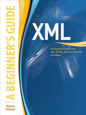 cover image of XML