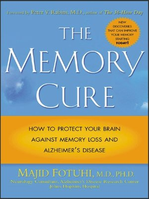 cover image of The Memory Cure
