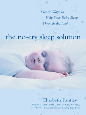 cover image of The No-Cry Sleep Solution
