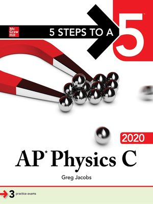 cover image of 5 Steps to a 5: AP Physics C 2020