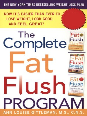 cover image of The Complete Fat Flush Program