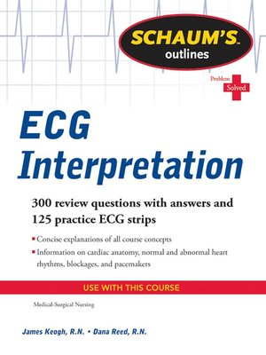 cover image of ECG Interpretation