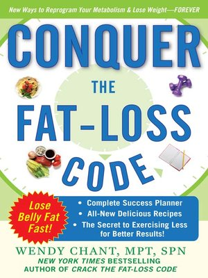 cover image of Conquer the Fat-Loss Code