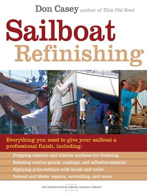 cover image of Sailboat Refinishing