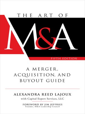 cover image of The Art of M&A