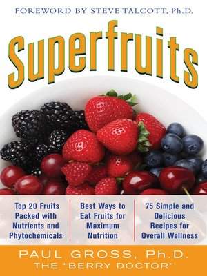 cover image of Superfruits