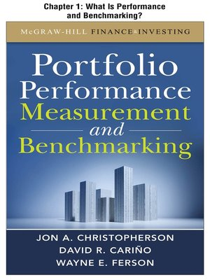cover image of What is Performance and Benchmarking?