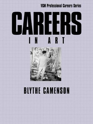 cover image of Careers in Art