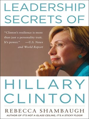 cover image of Leadership Secrets of Hillary Clinton