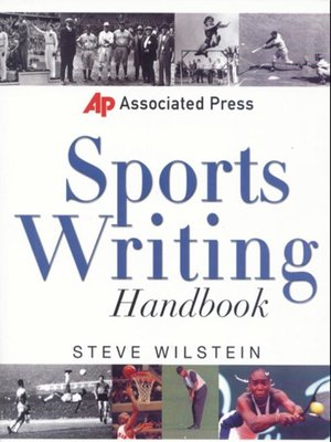 cover image of Associated Press Sports Writing Handbook