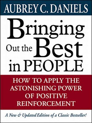 cover image of Bringing Out the Best in People, Second Edition